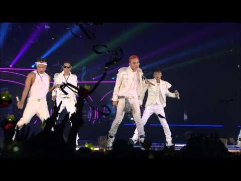 Bigbang - Fantastic Baby  Tokyo Dome 2012.12.05 video