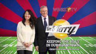 Thank You Kim & Terry Pegula from WBBZ-TV