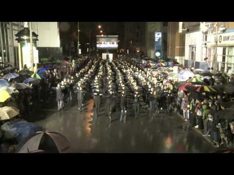 Michael Jackson Tribute Performance By Cirque Du Soleil Employees video
