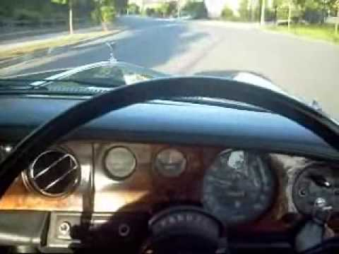 Rolls Royce Silver Shadow - going for a drive Video