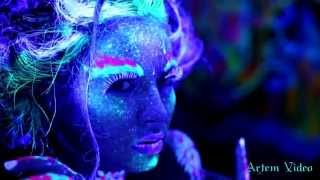 Fluorescence Body Art