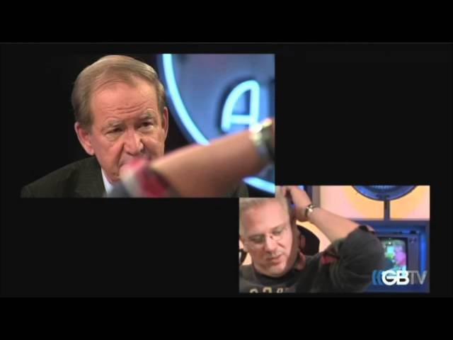 On GBTV Pat Buchanan author of Suicide of a Superpower with Glenn Beck