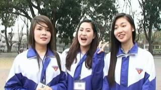 """Clip chào hỏi của các thí sinh """"Hoa khôi sinh viên Hải Phòng 2012"""""""
