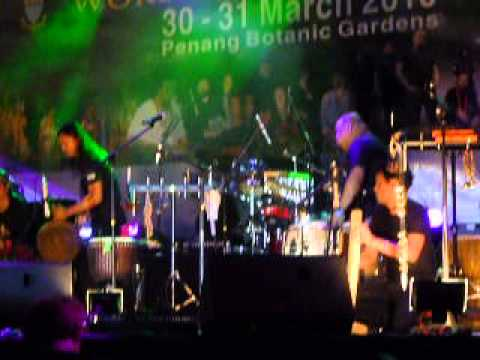 Penang World Music Festival 2013 - Kalayo (Philippines) - 2