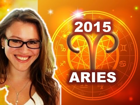 ARIES 2015 Horoscope with Astrolada