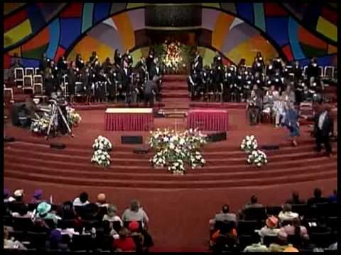 Judith McAllister / West Angeles / Worship The Lord