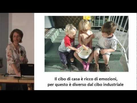 Una mela al giorno – Bambini in cucina – L'educazione alimentare a casa