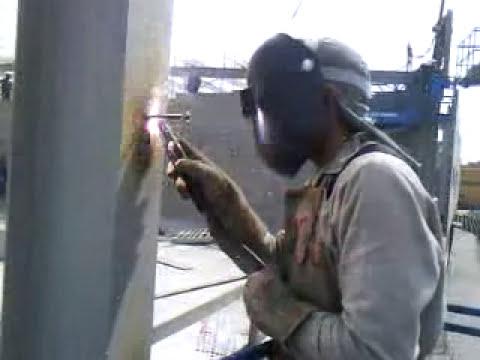 soldador eletrodo revestido