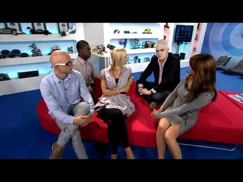 The Gadget Show: Coming up Show 6
