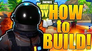 HOW TO BUILD LIKE A PRO FORTNITE HOW TO BUILD BETTER IN FORTNITE BUILD FASTER GUIDE!