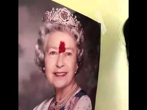 Facebook Live Video: Kokila Celebrates The Queens 90th Birthday!