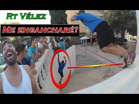 Rt Vélez-Málaga - ¿Me quedaré enganchado?