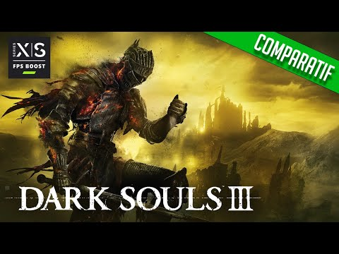 Dark Souls 3 Comparatif FPS Boost   Xbox One vs Xbox Series X