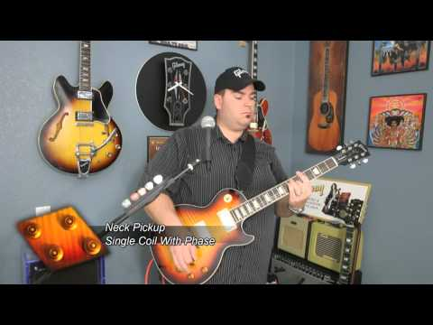 2012 Gibson Les Paul Standard Demo (CLEAN) by Scott Sill using one Les Paul's Personally Owned Amps