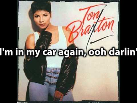 Toni Braxton - Another Sad Love Song (lyrics) video