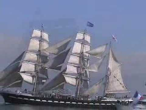 Tall Ship Belem - Boston