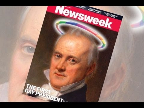 Real First Gay President Was James Buchanan?