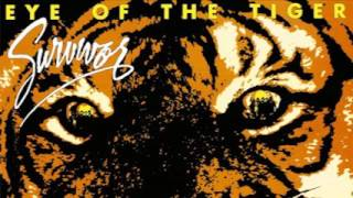 Survivor - Eye of the Tiger [Instrumental]