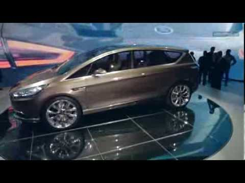 Ford S-Max, обзор