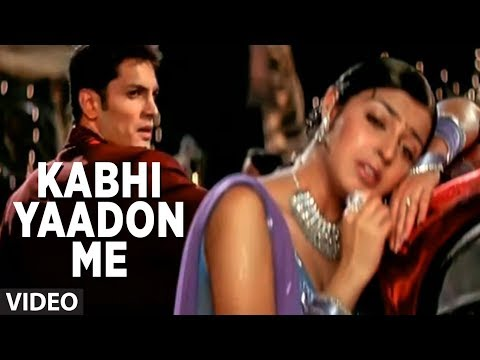 Kabhi Yaadon Me Aau Kabhi Khwabon Mein Aau - Full Video Song By Abhijeet (tere Bina) video
