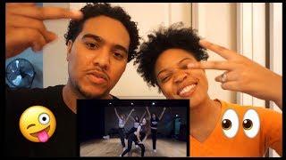 BLACKPINK (DDU-DU DDU-DU) DANCE PRACTICE VIDEO REACTION