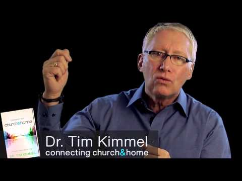 'Connecting Church and Home' (for Pastors) | Tim Kimmel