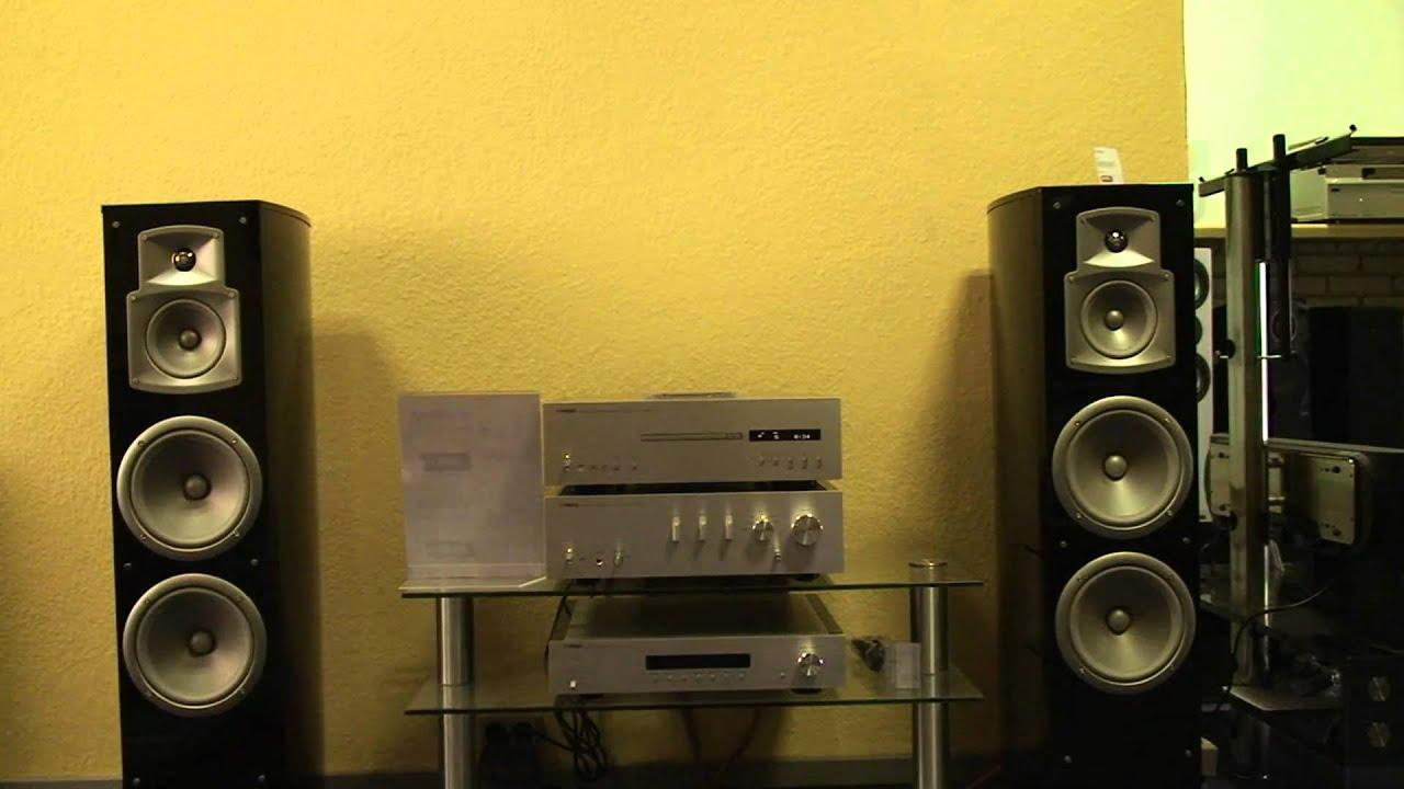 yamaha stereo pur youtube. Black Bedroom Furniture Sets. Home Design Ideas