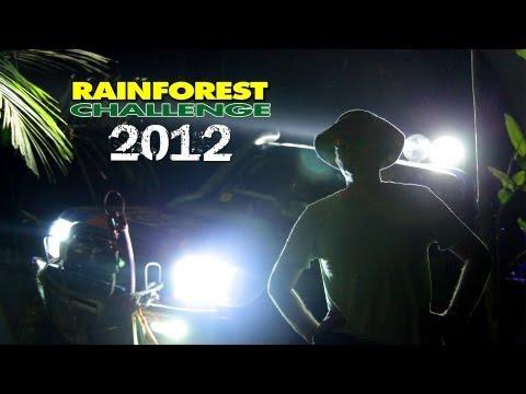 RAINFOREST CHALLENGE 2012 - FULL MOVIE [ENG] (international version)