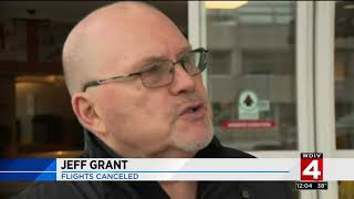 Detroit Metro Airport reopens after closure due to weather