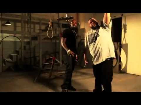 DJ Khaled Ft. Mavado - Suicidal Thoughts /Aktion Pak (Official Video) August 2012 (GHS)