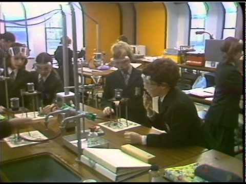 THAMES NEWS 13.3.87- GOV'T SURVEY ATTACKED LOW STANDARD OF SCIENCE TEACHING IN LONDON'S