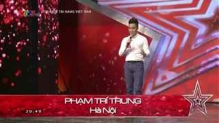 Tìm kiếm tài năng Việt Nam 19/10/2014