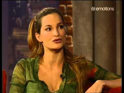 Alexandra Kamp Die Harald Schmidt Show