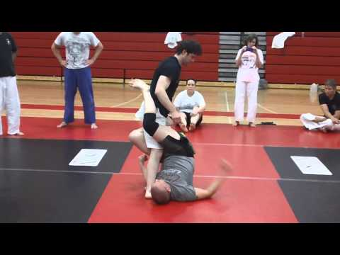 Imanari Rolling Knee Bar Image 1