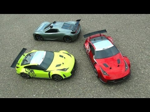 RC ADVENTURES - Learning To Drift Part 12 - Object Drifting & Linking - Super Car & Airplane