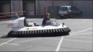 1996 Neoteric Questrek Hovercraft on GovLiquidation.com