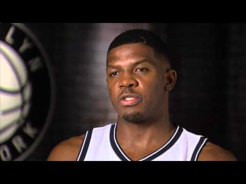 Who Joe Johnson would love to play one-on-one