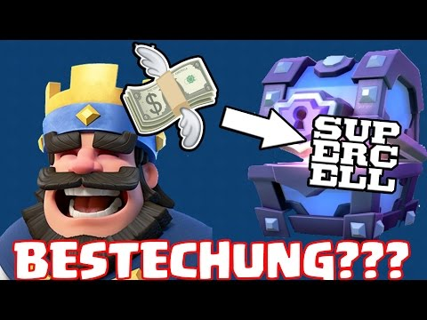 SUPERCELL BESTOCHEN ??? :D || CLASH ROYALE || Let's Play CR [Deutsch/German HD+]