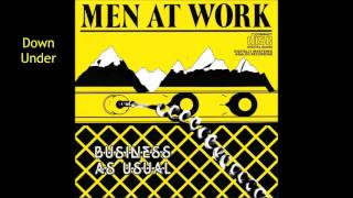 Download Lagu Men At Work   Business As Usual Gratis STAFABAND