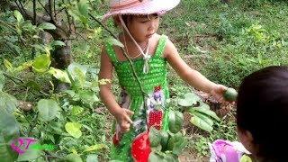 Trò chơi bé đi vườn hái quả chanh - trải nghiệm thú vị cho bé