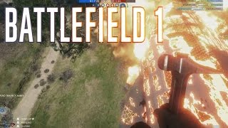 ONLY IN BATTLEFIELD 1 EPIC MOMENTS MONTAGE #4 (BF1 Funny Moments Montage)