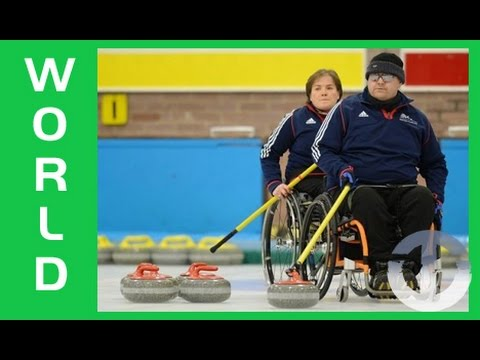 GB Wheelchair Curling Team | Sochi Paralympics | Trans World Sport