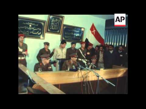 CUTS 10 3 82 KILLERS OF EGYPTIAN PRESIDENT SADAT SENTENCED