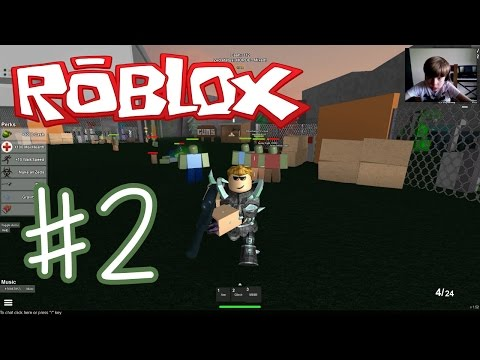 Let's Play ROBLOX! Zed Defense Tycoon #2