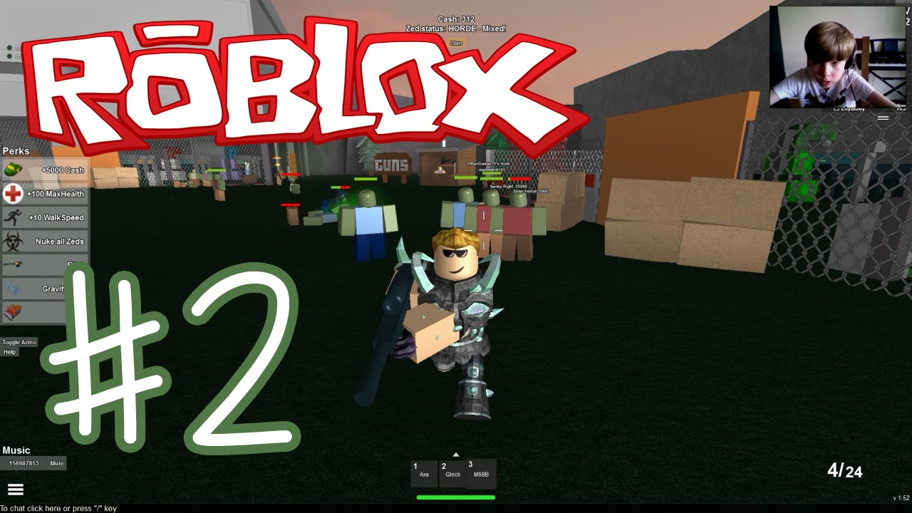 Playing Roblox: Zed Defense Tycoon (#2) (KID GAMING) - YouTube