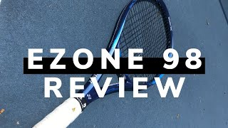 YONEX EZONE 98 (2020) REVIEW | Not What I Expected