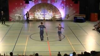 Carolin Steinberger & Tobias Planer - Schwäbische Meisterschaft 2015