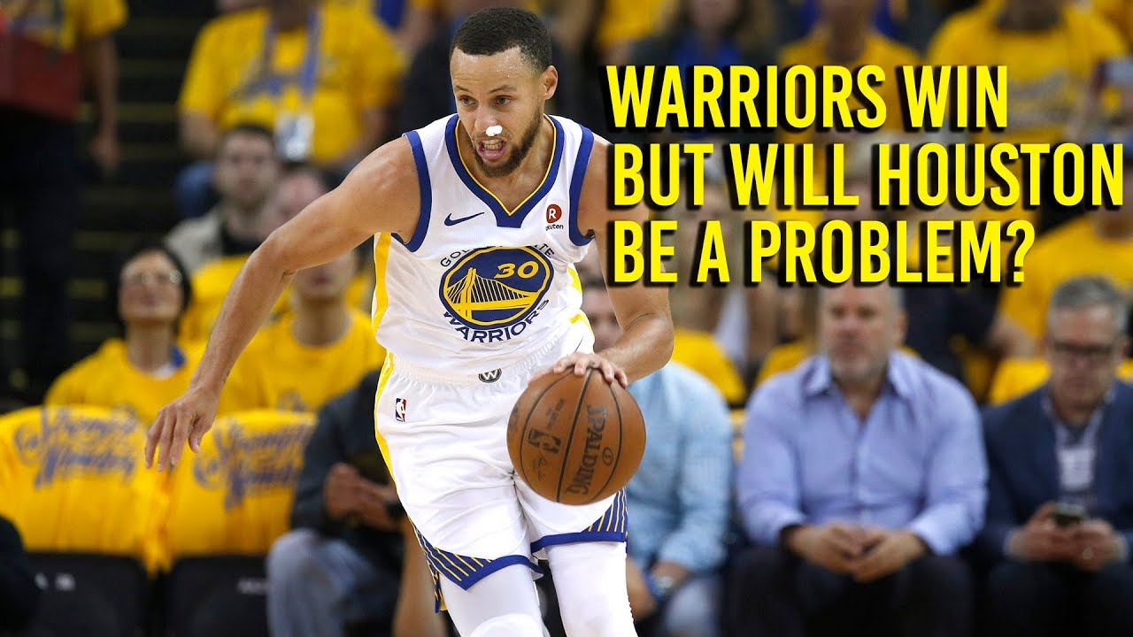 NBA Playoffs: Warriors win series but will Houston be a problem?