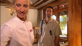 Un gars une fille - Les Seychelles - Ste Anne - room service 1