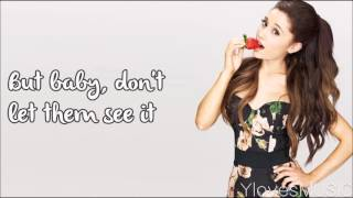 Ariana Grande - Into You (Lyrics)